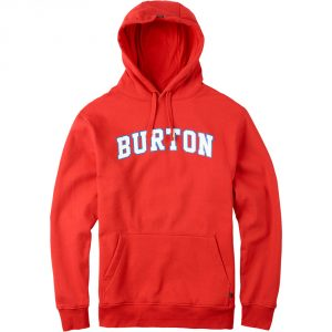 Burton College Pullover Hoodie FW 2015/ Fiery Red