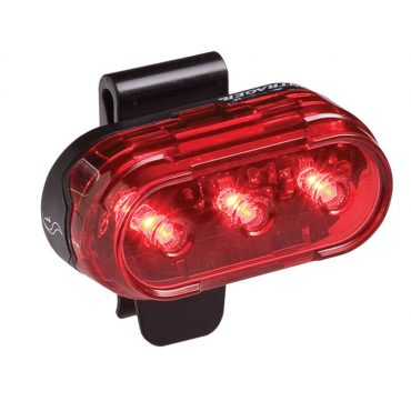 Bontrager Flare 1 Rear Light/ Black