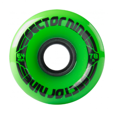 Sector 9 Nine Balls 64MM 78A/ Green