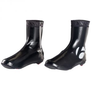 Bontrager RXL Windshell Shoe Cover / Black and White