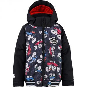 Burton Boys Minishred Game Day Jacket 2017/ Offroad/ True Black