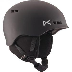 Anon Boys' Burner Helmet 2016/ Black