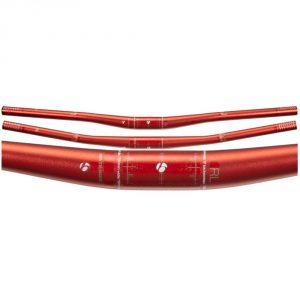 Bontrager Race Lite Lowriser 15Rise Bar / Red