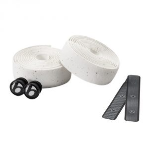 Bontrager Cork Bar Tape / White