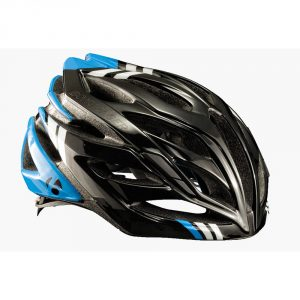 Bontrager Circuit Road Helmet 2016/ Black/ Blue/ White