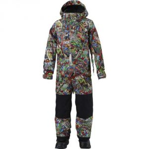 Marvel® x Burton Boys' Minishred Striker One Piece 2016/ Marvel © 2014 MARVEL