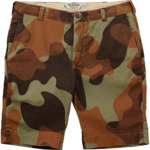 Burton Boys Sawyer Short SS 16 / Mountain Camo