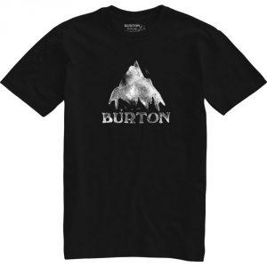 Burton Boys Stamp Mountain SS SS 16 / True Black