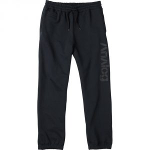 Analog Company Fleece Pant W 16/ Black