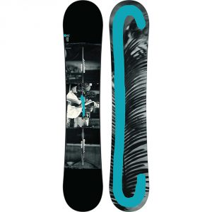 Burton Custom Twin Flying V Snowboard 2017