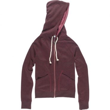 Element Candle Hoodie W 16/ Wine