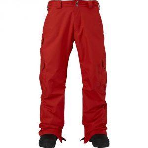 Cargo Snowboard Pant - Sig Fit 2016/ Burner