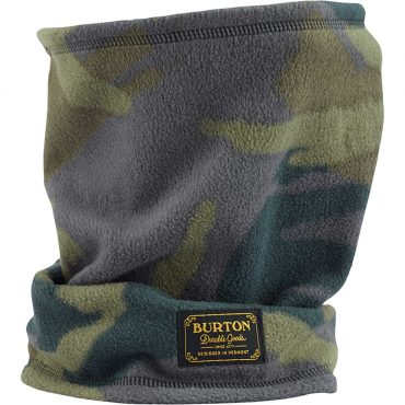 Burton Ember Fleece Neck Warmer 2017/ Beetle Derby Camo