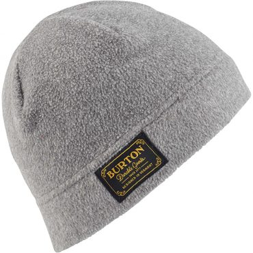 Burton Ember Fleece Beanie 2017/ Dark Ash Heather