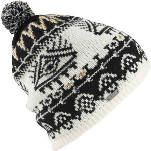 Burton Equinox Beanie W 16/ True Black / Stout White