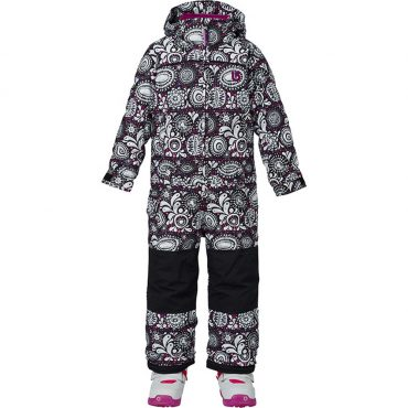 Burton Girls Minishred Illusion One Piece 2017/ Sun Doodle