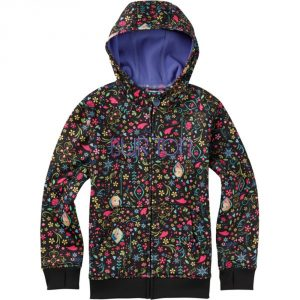 Burton Disney Frozen Girls' Scoop Hoodie W 16/ Elsa / Anna Frozen Print © Disney
