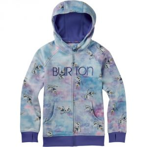 Burton Disney Frozen Girls' Scoop Hoodie W 16/ Olaf Frozen Print © Disney