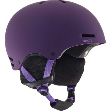 Anon Greta Helmet 2017/ Imperial Purple