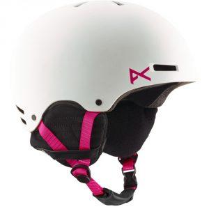 Anon Greta Helmet 2016/ White / Pink