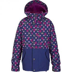 Girls' Echo Snowboard Jacket 2016/ Tutti Frutti / Spellbound [bluesign® Approved]