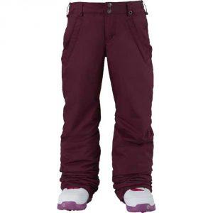 Girls' Sweetart Snowboard Pant 2016/ Sangria