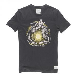 Element Gold Fever T-Shirt W 16/ Black
