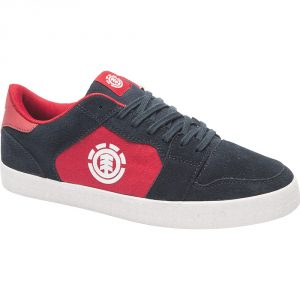 Element Heatley Youth SS 2015/ Navy Red