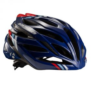 Bontrager Circuit WSD Road Helmet 2016/ Navy/ Powder/ Red