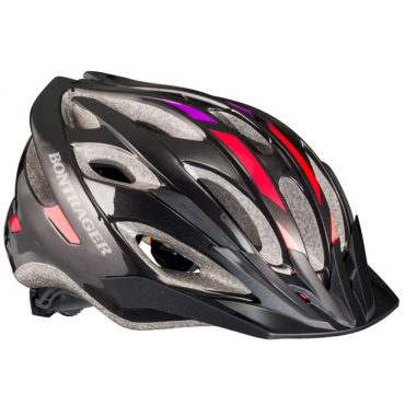 Bontrager Solstice WSD Helmet 2016/ Black/ Red/ Grape