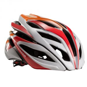 Bontrager Specter Road Helmet 2016/ White/ Red/ Orange