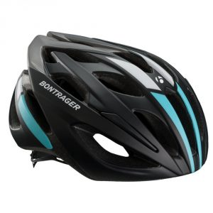 Bontrager Starvos Road Helmet 2016/ Black/ Miami Green