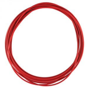 Bontrager Derailleur Cable Housing / Red