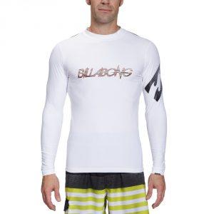 Billabong Influence Long Sleeve 2013/ White