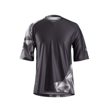 Bontrager Rhythm Tech Tee S16 / Black