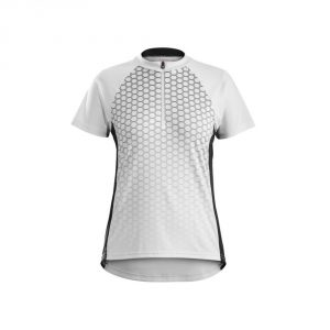 Bontrager Solstice SS Jersey Women`s S16 / Crystal White