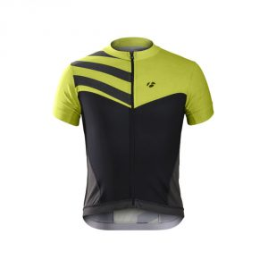 Bontrager Velocis Halo Jersey S16 / Visibility Yellow