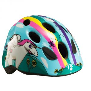 Bontrager Little Dipper Helmet/ Unicorns