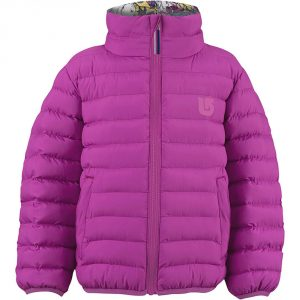 Burton Minishred Reversible Flex Puffy Jacket 2017/ Grapeseed/ Animalia