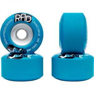 Sector 9 RAD Glide 70MM OS 82A / Blue