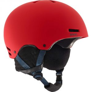 Anon Raider Helmet 2017/ Red