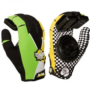 Sector 9 Rally Junior Gloves 2016 / Green