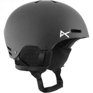 Anon Boys' Rime Helmet 2016/ Black