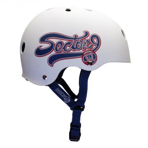 Sector 9 Swift Cspc Helmet / White