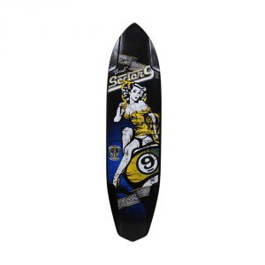 Sector 9 Brandy New Longboard Deck