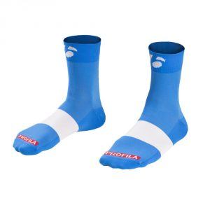 "Bontrager Race Sock 2.5"" 2016/ Waterloo Blue"