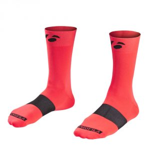 "Bontrager Race Sock 5"" 2016/ Electric Salmon"