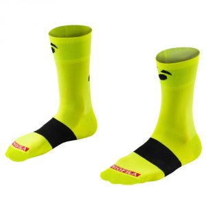 "Bontrager Race Sock 5"" 2016/ Visibility Yellow"