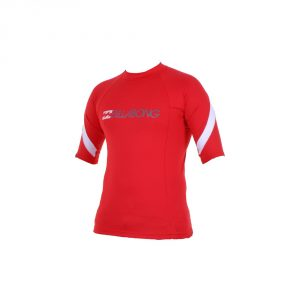 Billabong Superior Short Sleeve 2013/ Fire Red