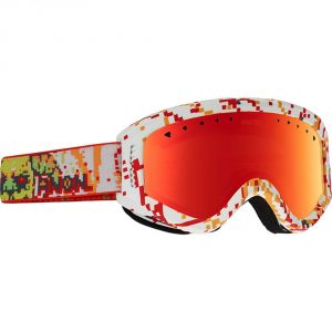 Anon Kids Tracker Goggle 2017/ 8Bit/ Red Amber